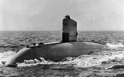 J'ai pêché un sous-marin, par Franco