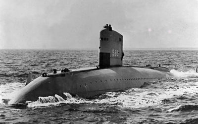 Ho pescato un sottomarino