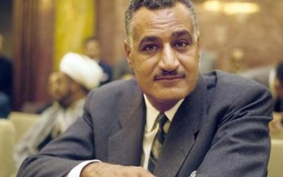 Abdel Nasser ne meurt jamais, par Mahmoud