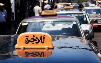 Taxieur à Beyrouth, par Gérard Mardinian