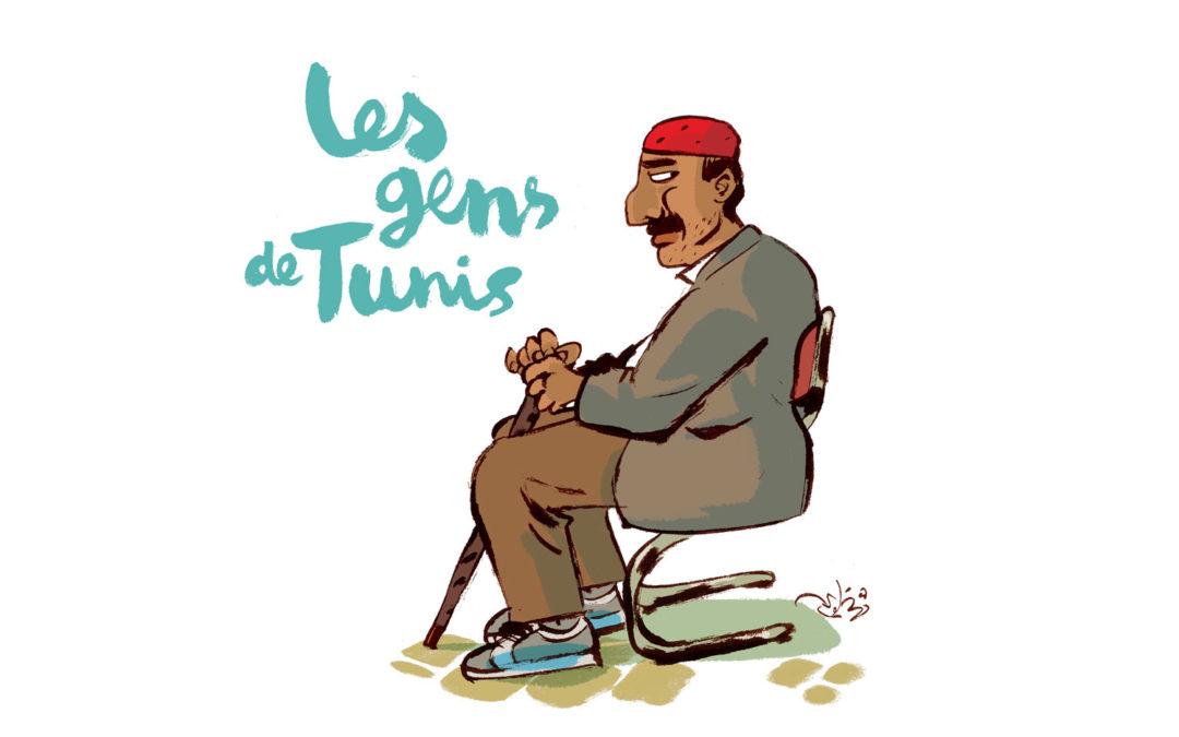 Histoires vraies des habitants de Tunis