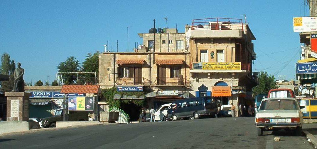 Être Syrien à Baalbek, par Walid