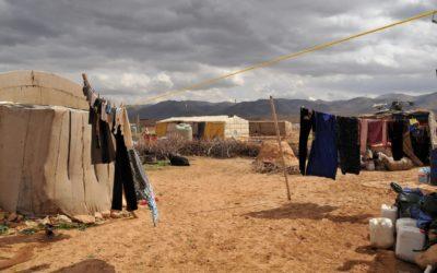 Les camps de la Bekaa, par Filippo