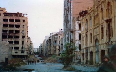 L'étudiant chiite qui va étudier côté chrétien à Beyrouth pendant la guerre civile, par Fadi