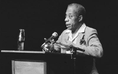 James Baldwin, par Alex et Nick
