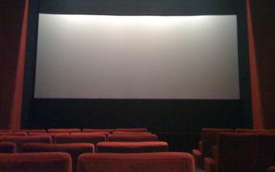 Le cinéma, par Michelle