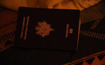 Vol de passeport au Panama, par Éric