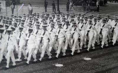 Le défilé du 14 juillet 1992, par Christophe